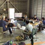 5月度オープンスカイパイロット資格講座、本日2回目開催中